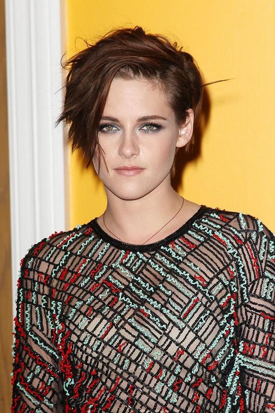 Kristen Stewart dnes
