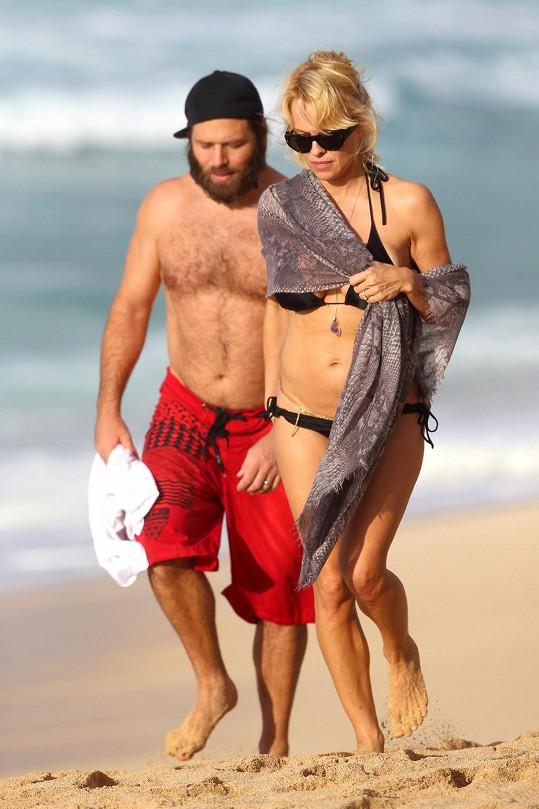 Silvestr na pláži byl jistě příjemným završením uplynulého roku...