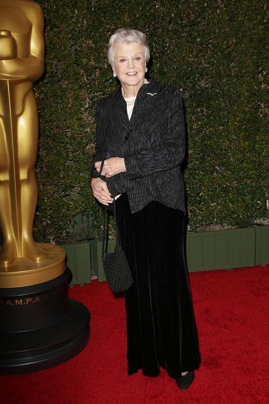 Angela Lansbury v roce 2013