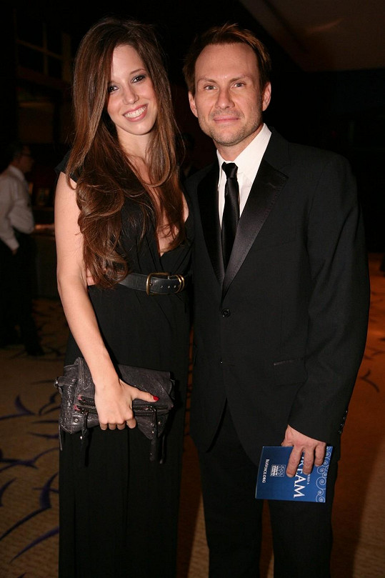 Christian Slater s Brittany Lopez