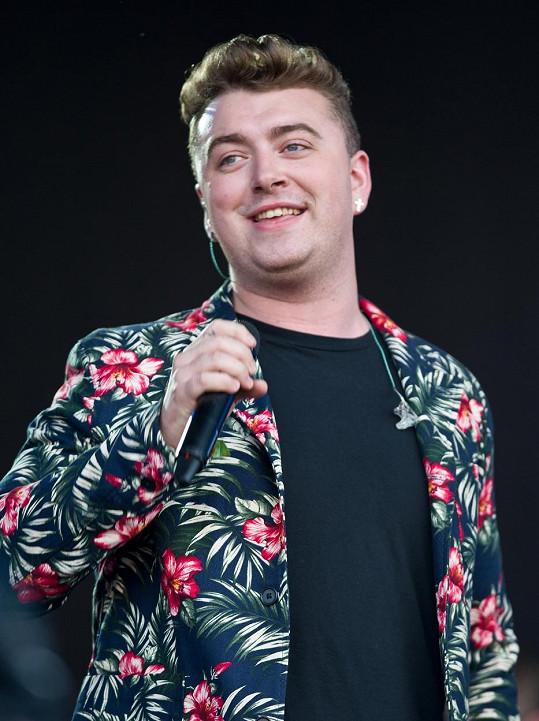 Na počátku kariéry byl Sam pořádný cvalík (2014).