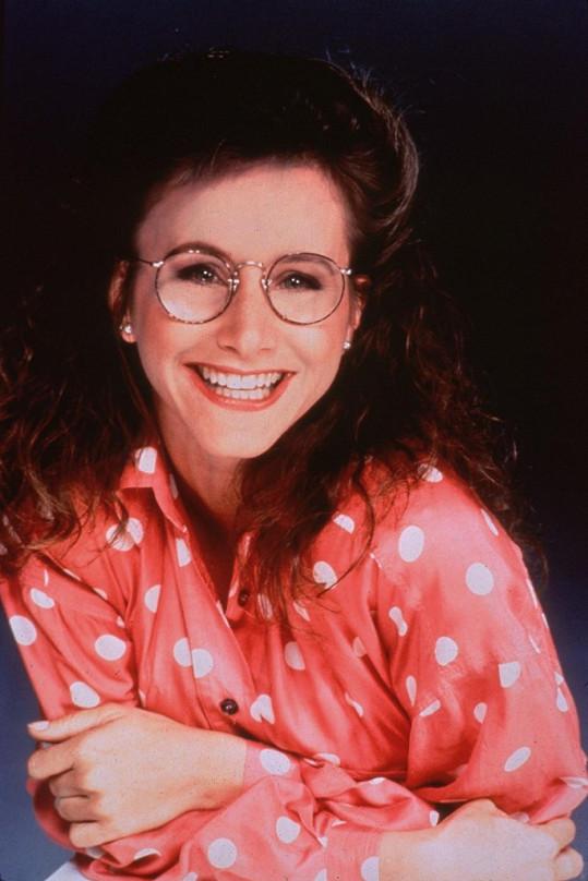 V Beverly Hills 90210 byla výrazně starší než její herečtí kolegové.