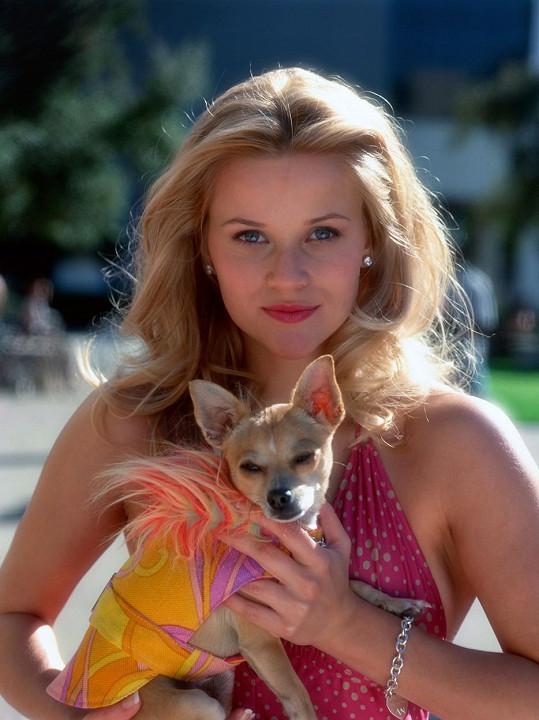 Reese Witherspoon se opět promění v Elle Woods.