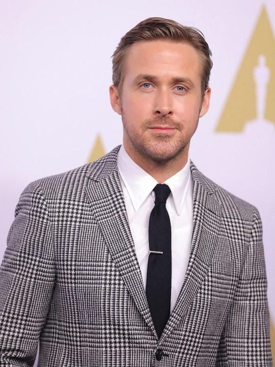 Divíte se, že je s Goslingem nejraději doma?