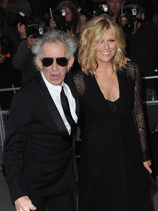 S úžasnou manželkou Patti Hansen