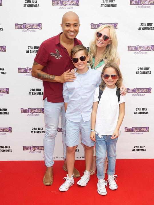 Synové Beau a Tate také touží po sourozenci.
