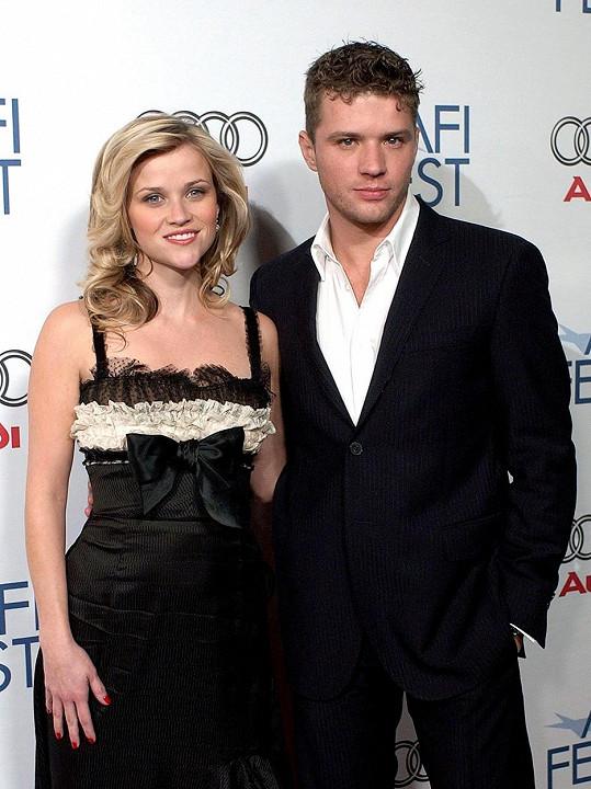 V manželství s Reese Witherspoon byli 7 let a mají spolu dvě děti.