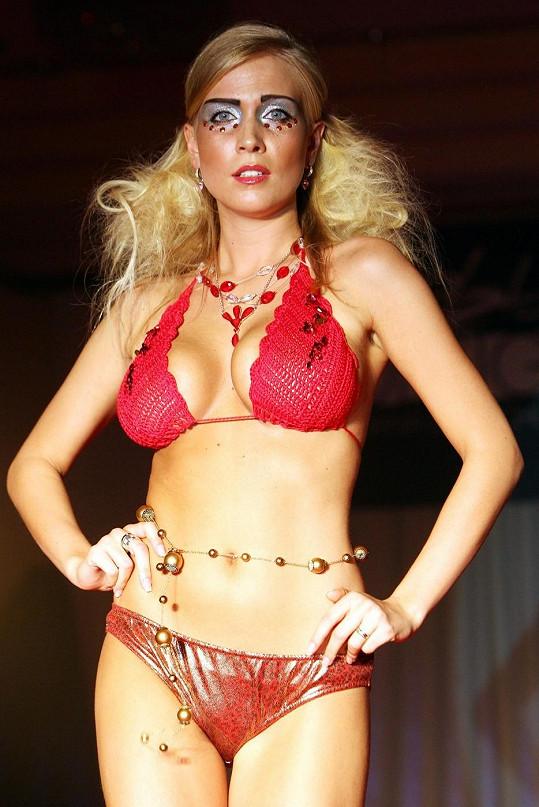 Michaela Ochotská se dřívě věnovala modelingu.