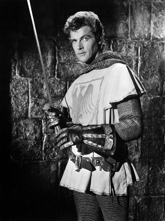 V britském televizním seriálu Ivanhoe (1958)