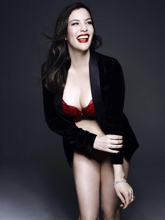 Liv má s modelingem bohaté zkušenosti.
