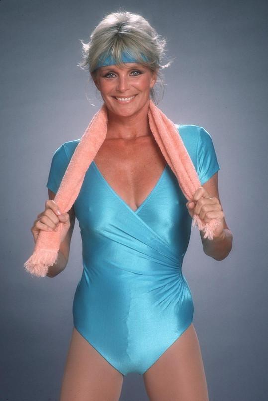 Linda Evans se dočkala slávy až ve čtyřiceti.