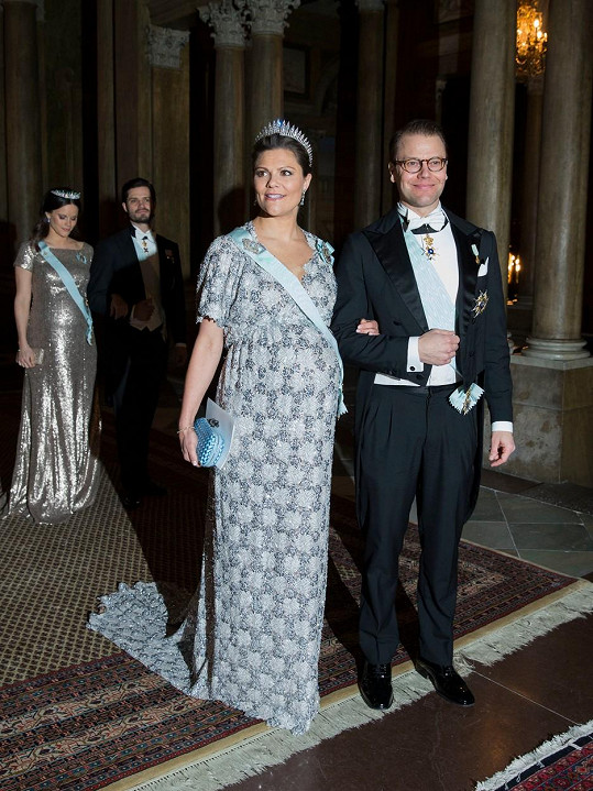 Victoria s manželem Danielem