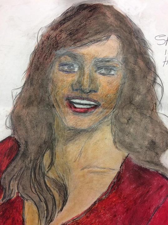 Samuel Little maluje portréty svých obětí.