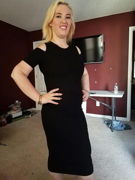 Mama June výrazně zhubla a omládla.
