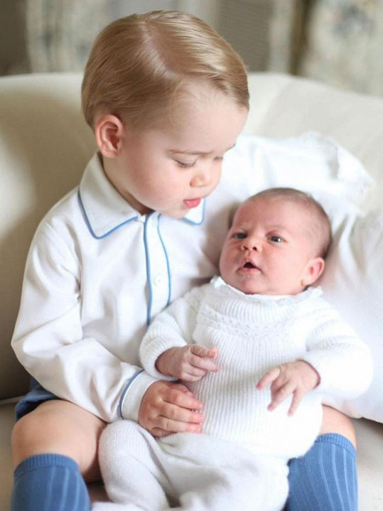 Princ bude jistě sestřin velký ochranář.