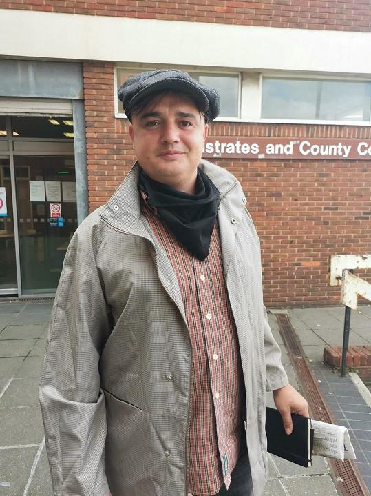 Takhle dnes vypadá Pete Doherty.
