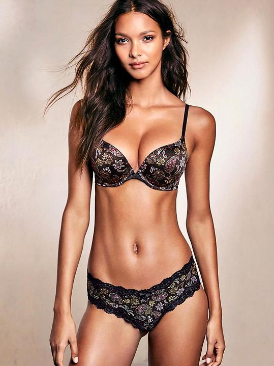 Brazilská modelka má našlápnuto k hodně úspěšné kariéře.
