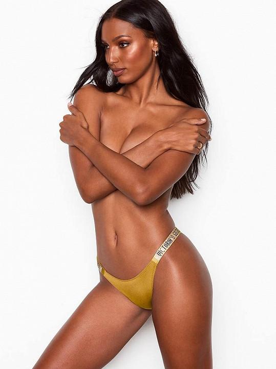 Jasmine Tookes se proslavila jako modelka Victoria´s Secret.