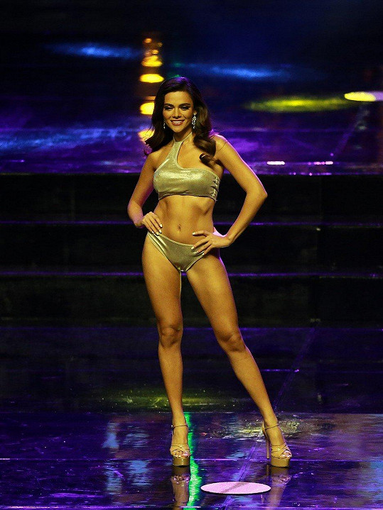 Vítězkou se stala Karen Gallman z Filipín.
