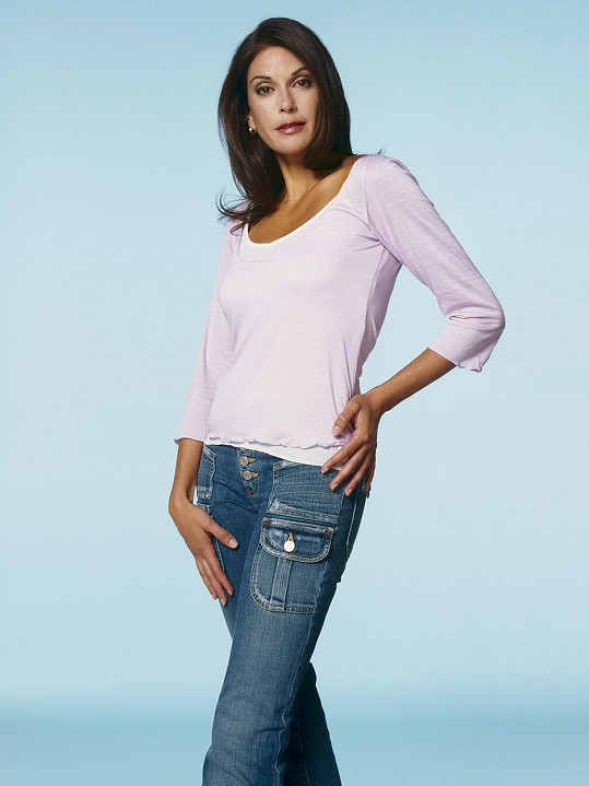 Teri Hatcher v seriálu Zoufalé manželky