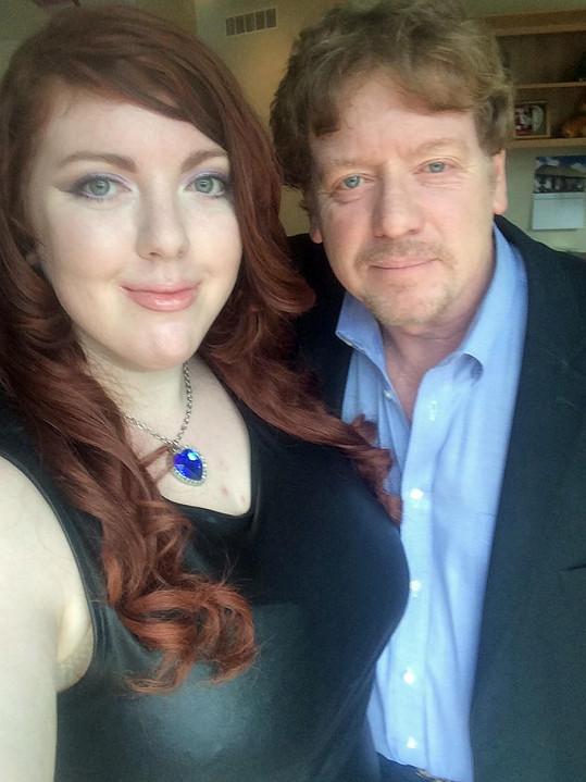 S tatínkem, který dceři dopřál něco velmi důležitého - nové sebevědomí.