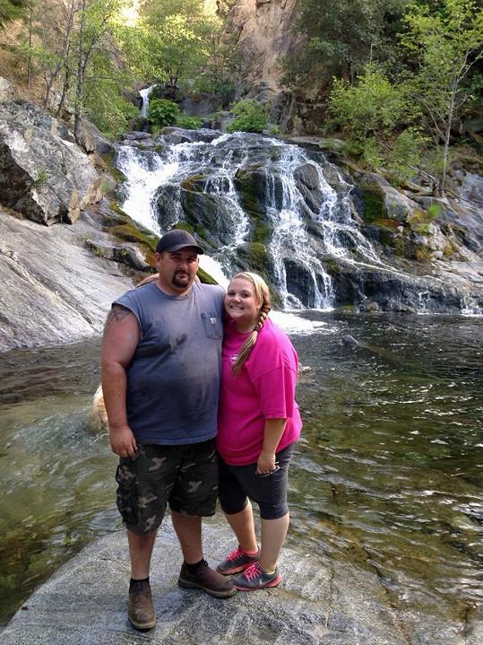 Manželé Kelly a Justin, kteří se pustili do války s obezitou a vyhráli ji.