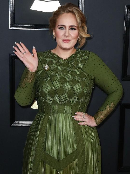 Adele se propila ke svému nejlepšímu albu.