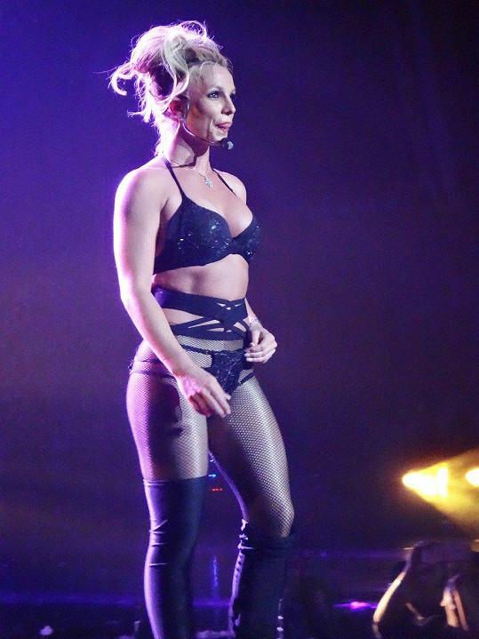 Britney si je může dovolit.