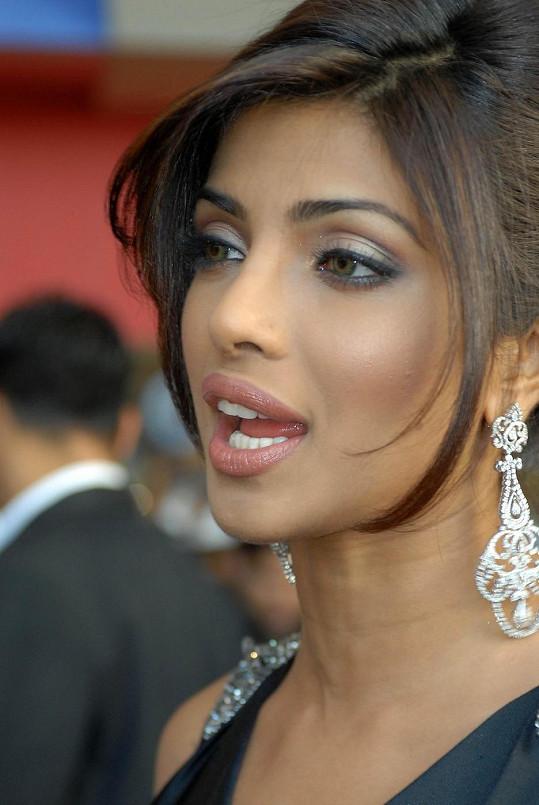Božsky krásná Priyanka Chopra