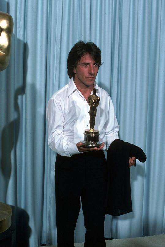 Dustin Hoffman v době své největší slávy.