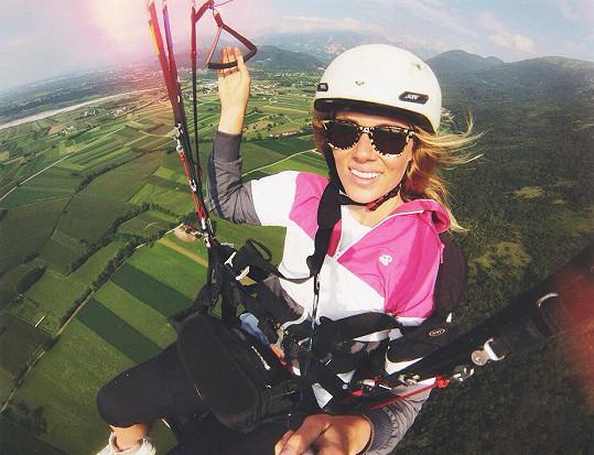 Nikol paragliding nadchnul.