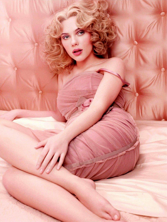 1. Scarlett Johansson - 40,5 miliónu dolarů