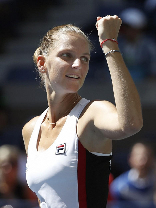 Karolína se dostala do semifinále US Open.