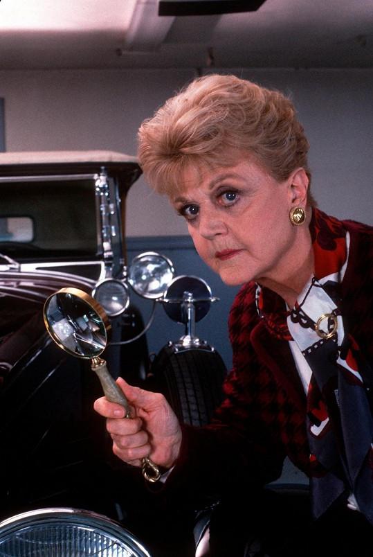 Angela Lansbury si ve svých osmaosmdesáti letech na pokračování v seriálu netroufá.