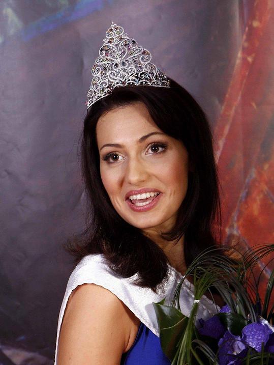Eliška Bučková se před deseti lety stala Českou Miss.