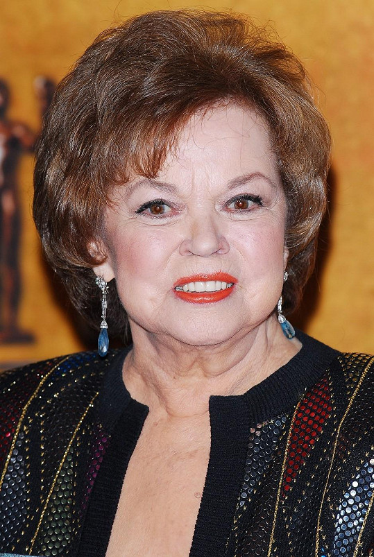 Shirley Temple v roce 2006