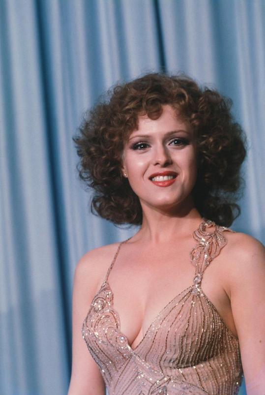 Bernadette v roce 1981