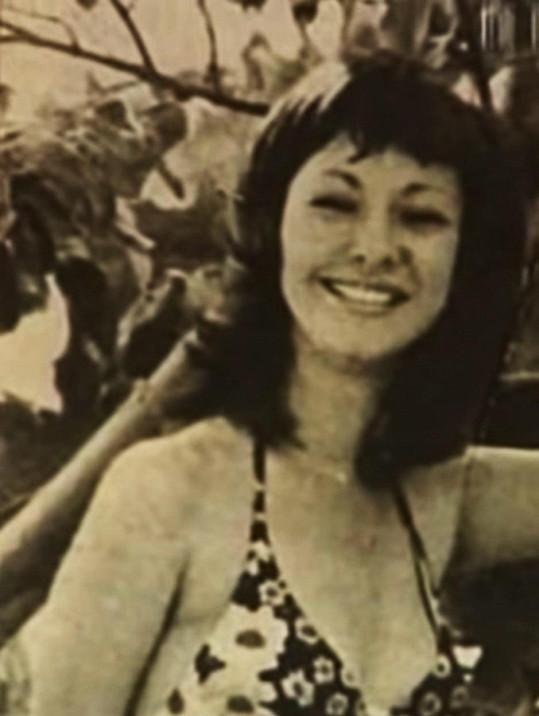 Damarys se díky svým půvabům dostala až do finále soutěže krásy.