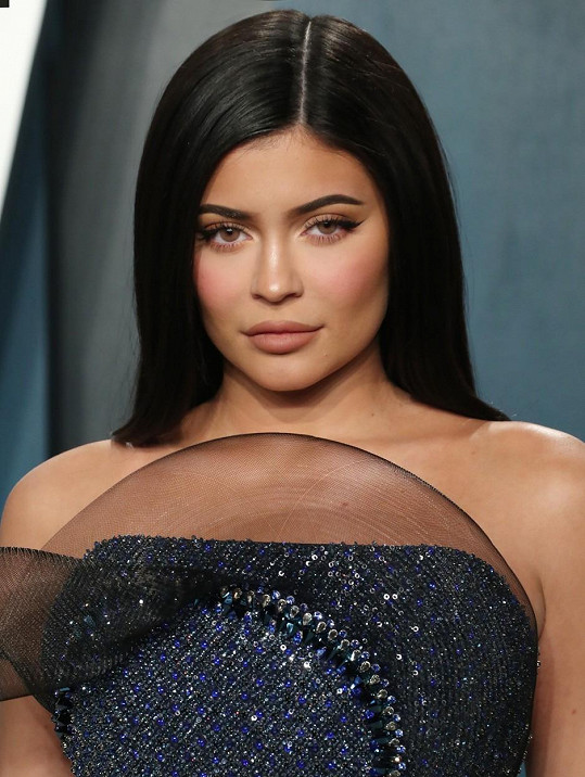 Takhle vypadají rty Kylie nyní, když ji fotí na oficiálních akcích.