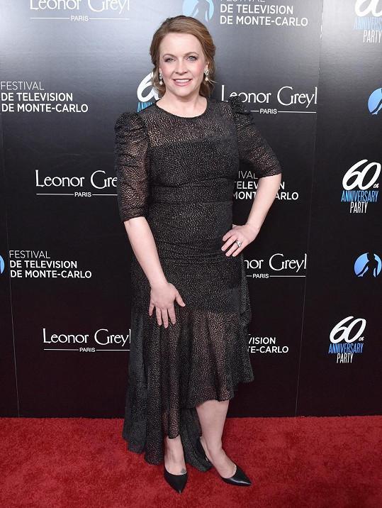 Melissa Joan Hart původně chtěla skončit s herectvím po úspěchu prvního seriálu Clarissa vám to vysvětlí. Role Sabriny jí připadla až jako druhé možnosti. (Foto z roku 2020)