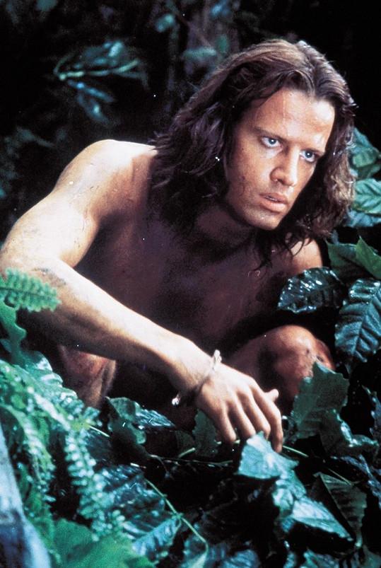 Christopher Lambert jako Tarzan (1984)
