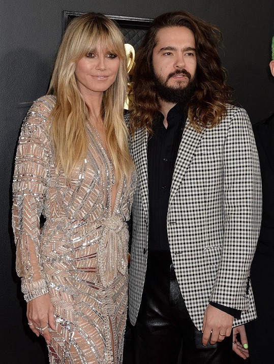 Manžel Heidi Klum Tom Kaulitz testoval negativně na koronavirus.