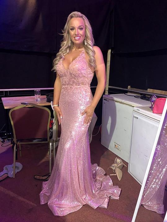Jen Atkin je novou Miss Británie.