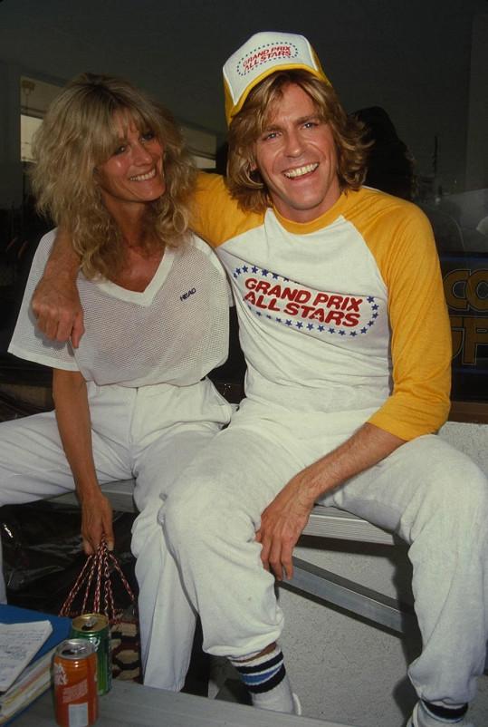 Rona si v roce 1980 vzala Jeffa Conawaye.