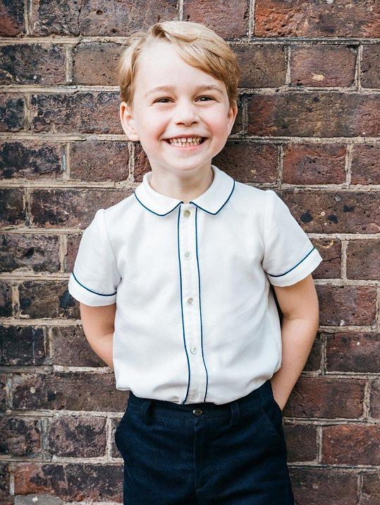 Už v pěti letech se objevil na prestižním seznamu.