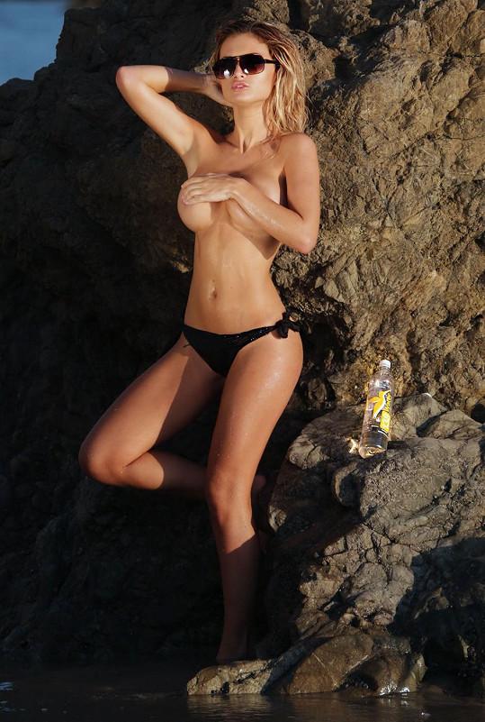 Ela Rose pózovala v Malibu