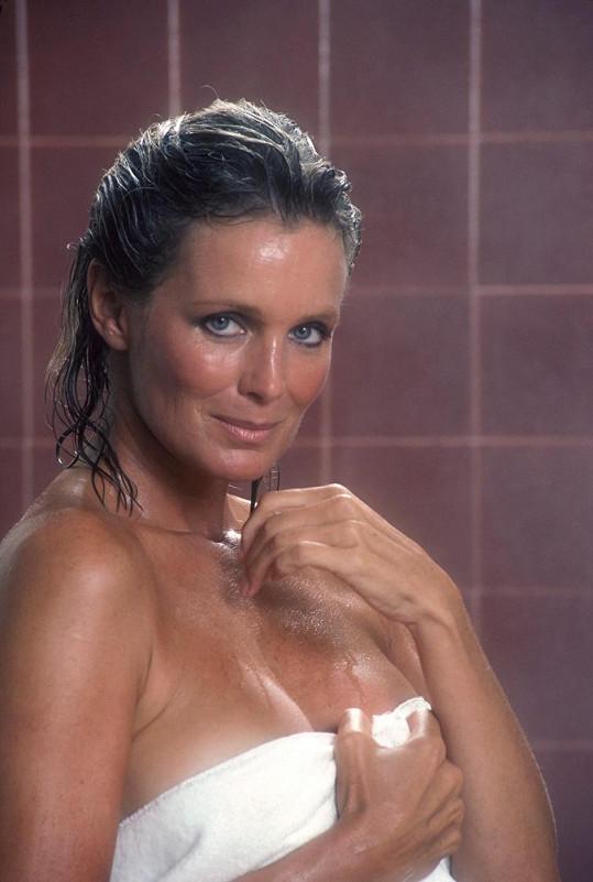Linda Evans byla oblíbenou seriálovou hrdinkou.