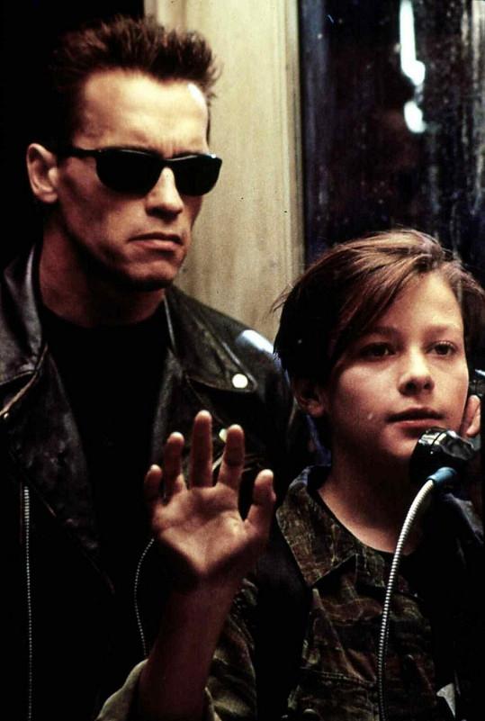 Hercova první filmová role v Terminátorovi 2.