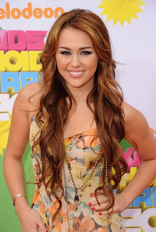 Miley Cyrus v roce 2011