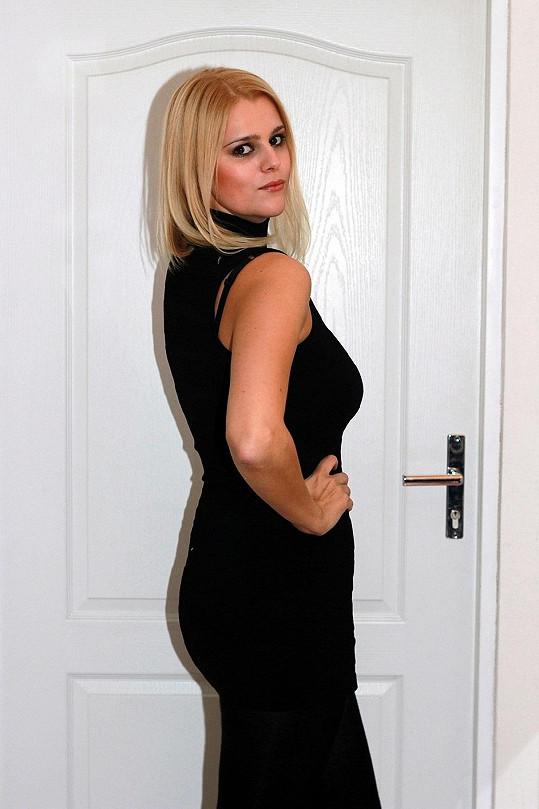 Že by jí těhotenství zase slušelo?
